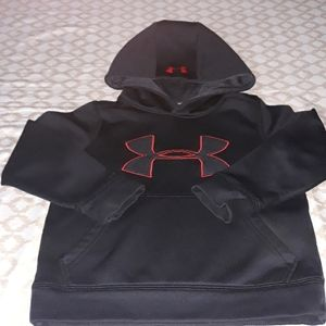 Children's extra small under armour storm hoody